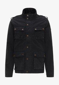 DreiMaster - Summer jacket - black - 4