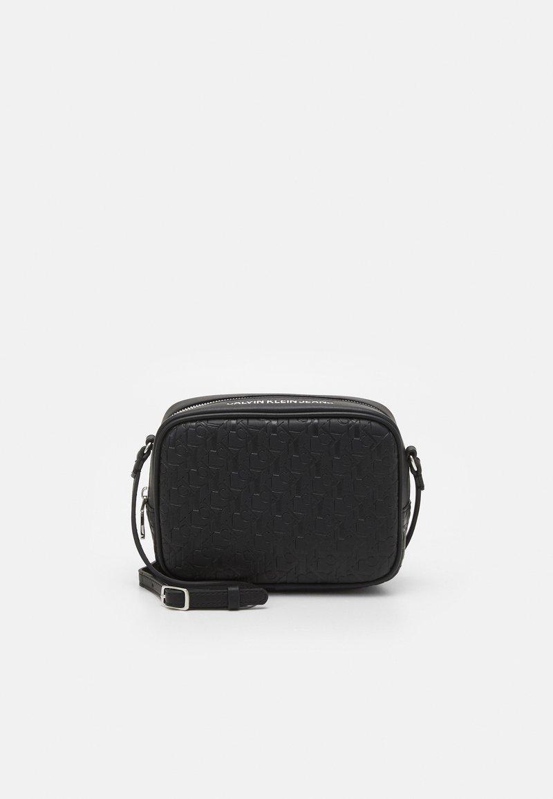 Calvin Klein Jeans - CAMERA BAG - Across body bag - black