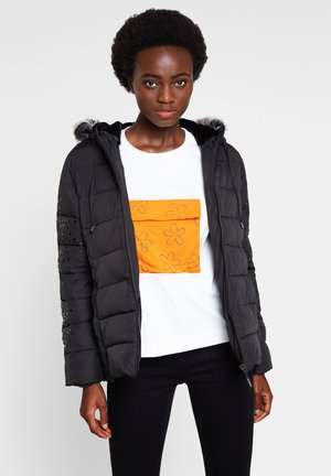 PADDED COMIX - Down jacket - black