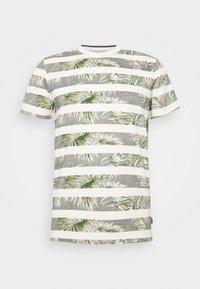 JPRDUSTIN  - Print T-shirt - rainy day