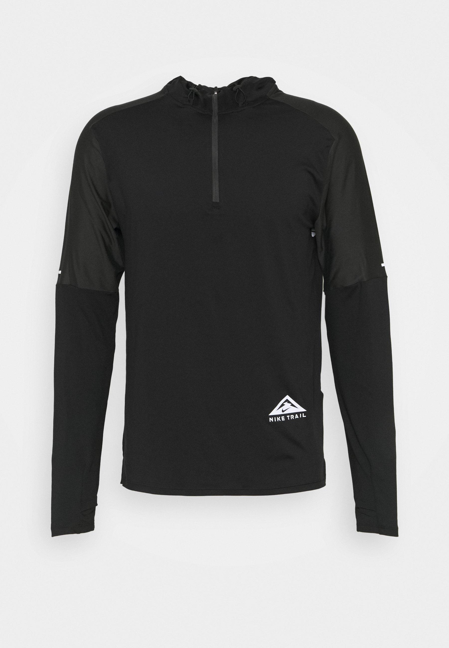 Men TRAIL HOODIE - Sports shirt