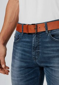 BOSS - SERGE - Belt - brown - 1