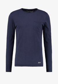 Blend - Long sleeved top - navy - 5