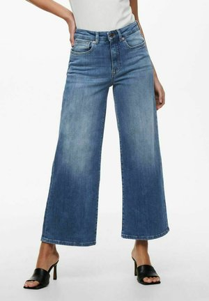 Jean flare - medium blue denim