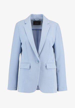 JARILA - Kort kåpe / frakk - morning blue