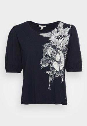 COO  - T-shirt print - navy