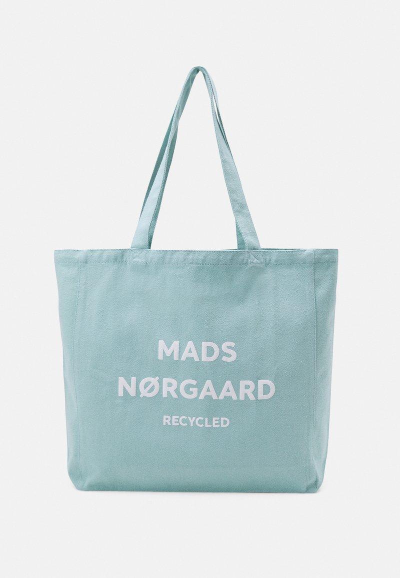 Mads Nørgaard - BOUTIQUE ATHENE - Shoppingväska - aqua