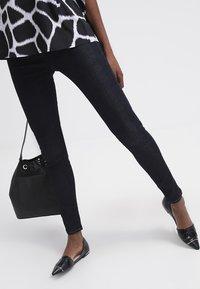 J Brand - MARIA HIGH RISE - Slim fit jeans - afterdark - 3
