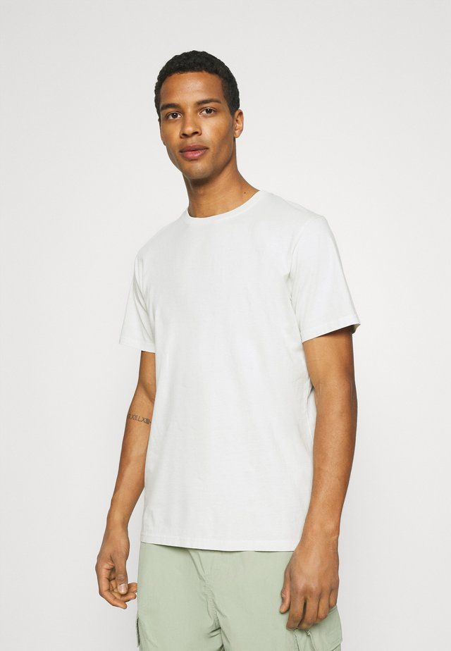 BAND TEE - T-shirt basic - off-white