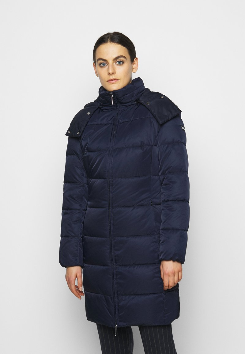 HUGO - FLEURIS - Winter coat - open blue