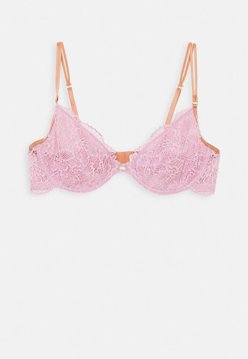 Women Secret - ABSTRACT UNDERWIRED - Underwired bra - pink lavender