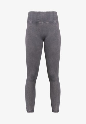 GOOD KARMA LEGGING - Leggings - graphite