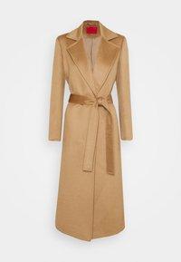 MAX&Co. - LONGRUN - Klasický kabát - camel - 7