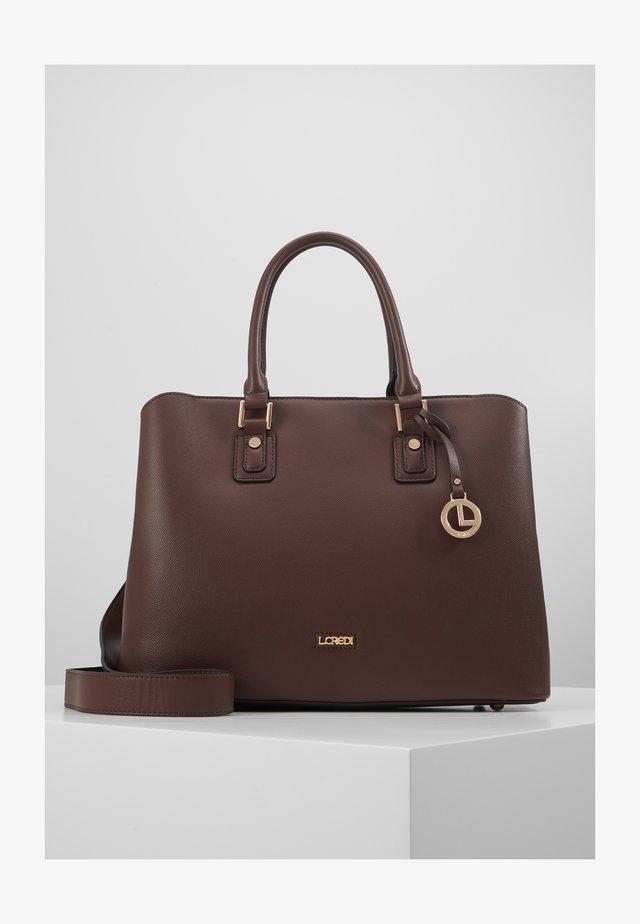 FLORENTIA - Handbag - braun