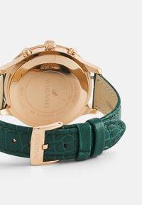 Swarovski - OCTEA LUX - Hodinky se stopkami - emerald - 1