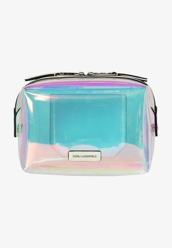 Wash bag - iridescent