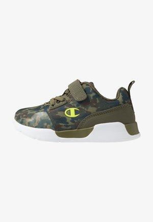 LEGACY LOW CUT SHOE RAMBO  - Sportovní boty - khaki