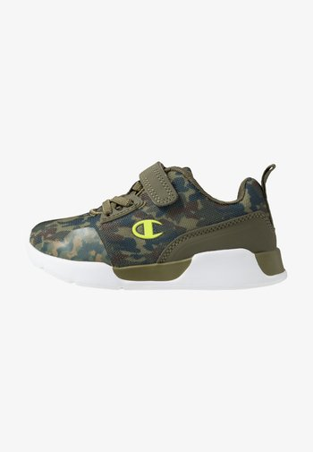 LEGACY LOW CUT SHOE RAMBO