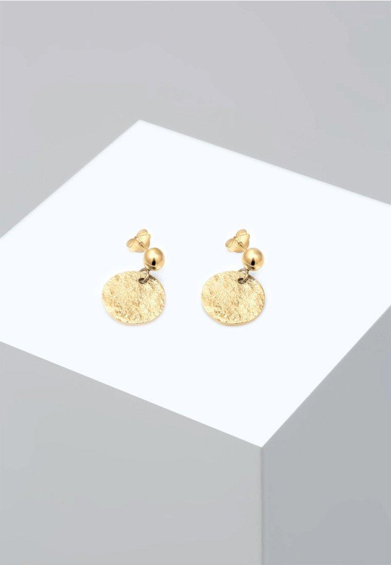 Elli - VINTAGE ANTIQUE - Earrings - gold-coloured