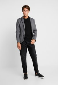 Lindbergh - SUPERFLEX - Blazer jacket - grey mix - 1