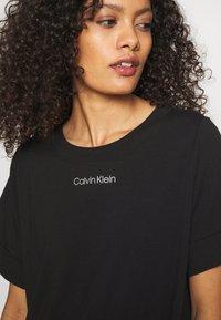 Calvin Klein Underwear - NIGHTSHIRT - Nightie - black - 3
