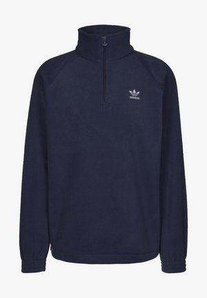 Fleece jumper - navy