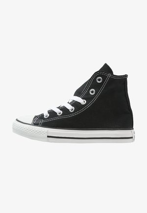 CHUCK TAYLOR ALL STAR CORE - Korkeavartiset tennarit - black