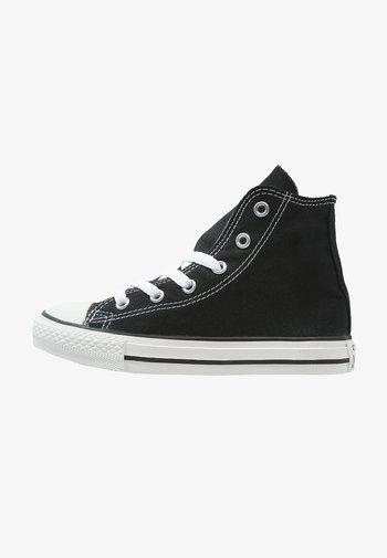 CHUCK TAYLOR ALL STAR CORE - Zapatillas altas - black
