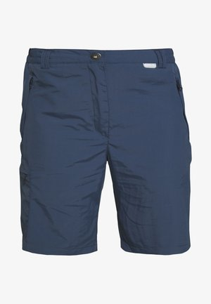 CHASKA SHORT - Shorts - dark denim
