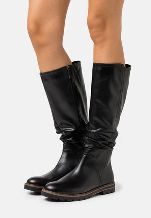 BOOTS - Saappaat - black antic