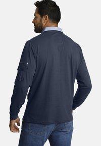 Jan Vanderstorm - JELLE - Polo shirt - dark blue - 1