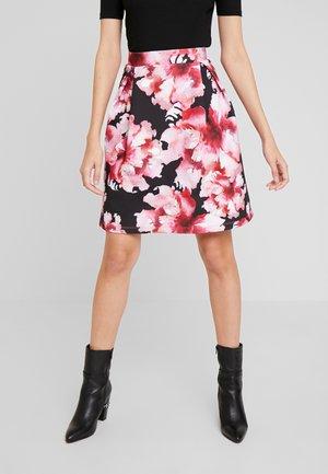 A-line skirt - rose/pink