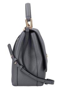 Coccinelle - LIYA  - Handbag - ash grey / noir - 3