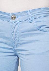 Mos Mosh - SUMNER DAZE PANT - Kalhoty - bel air blue - 5