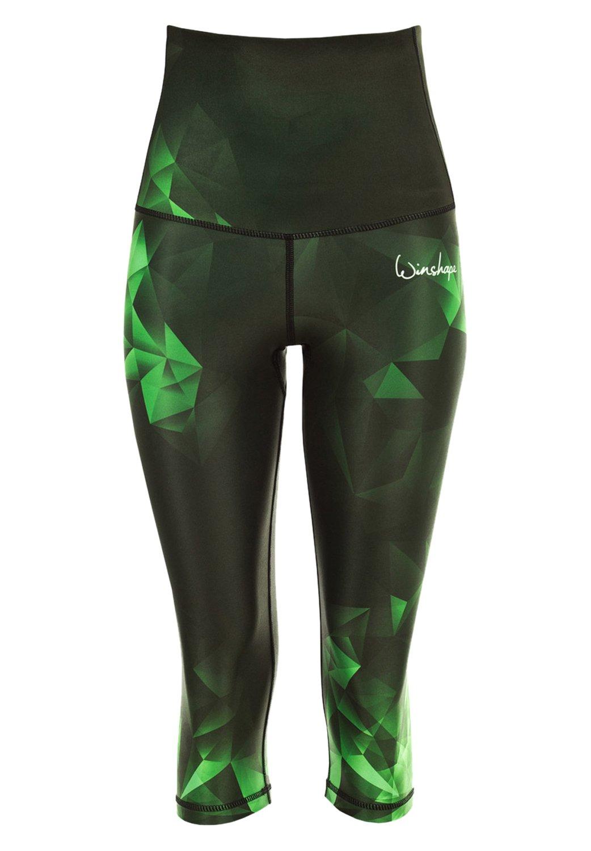 Donna HWL202 BRILLIANT HIGH WAIST - Pantaloncini 3/4
