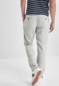 Next - Trousers - mottled grey - 1