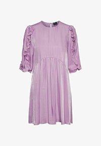Vero Moda - Hverdagskjoler - violet tulle - 5