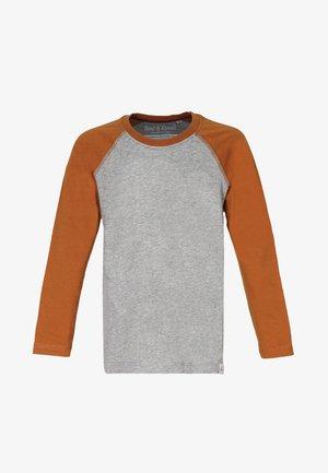 Pitkähihainen paita - rust