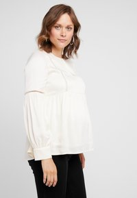 IVY & OAK Maternity - TUNIC BLOUSE - Camicetta - white - 3