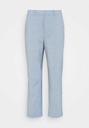 STUDY - Trousers - blau