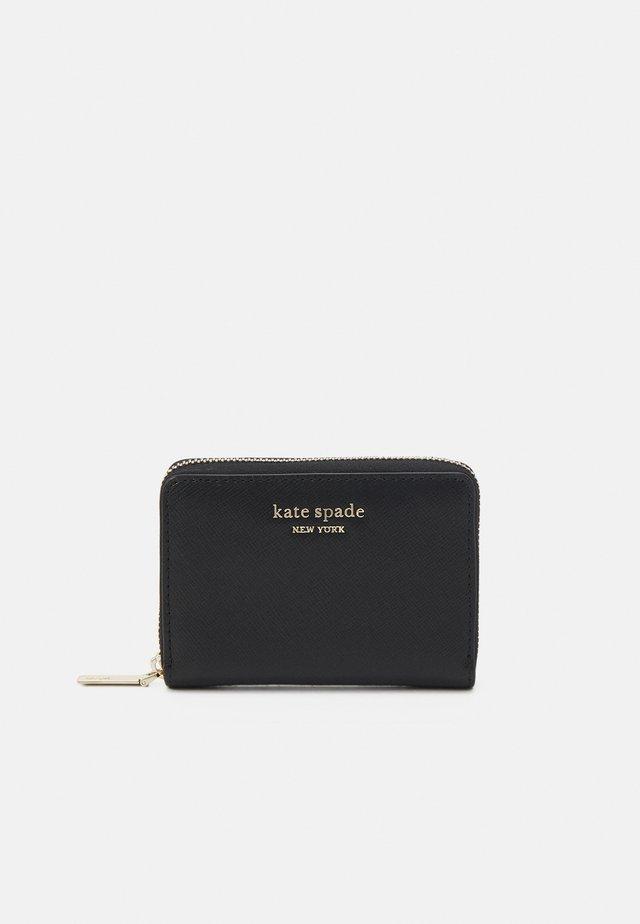 ZIP CARD CASE - Portefeuille - black