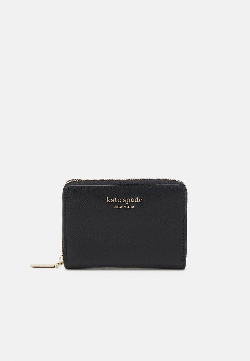 kate spade new york - ZIP CARD CASE - Peněženka - black