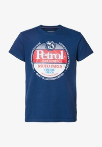 Petrol Industries - T-shirt imprimé - petrol blue - 2