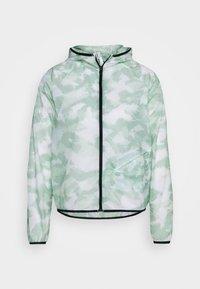 RUN ANYWHERE STORM  - Sports jacket - seaglass blue