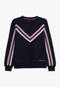 Lemon Beret - TEEN GIRLS  - Sweatshirt - navy blazer - 0