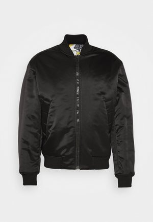 Bomber Jacket - rosso