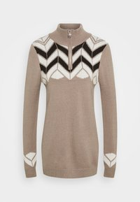 Daily Sports - CARIN UNLINED - Sweter - hazel - 4