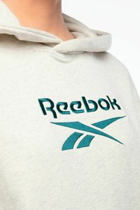 Reebok - KAPTUREM CL F BIG  - Sweat à capuche - grey - 2