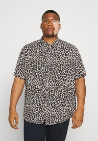 Johnny Bigg - CHANCE ANIMAL PRINT - Shirt - white - 0