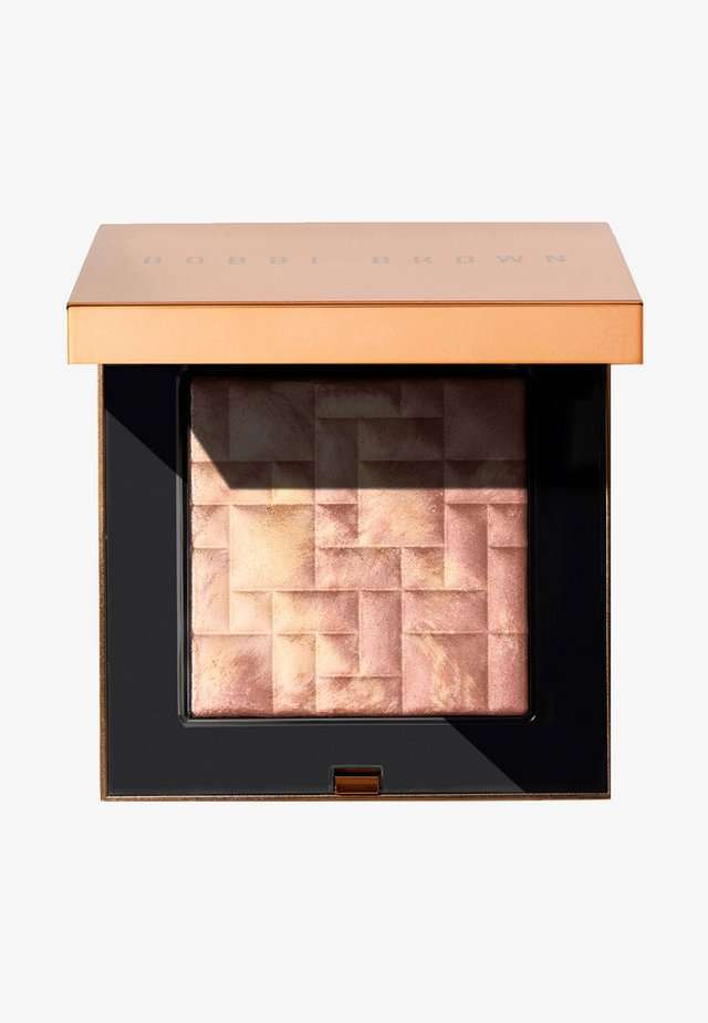 SUMMER GLOW COLLECTION - HIGHLIGHTING POWDER - Highlighter - camo luxe